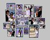 {DD}Framed Wedding Pics