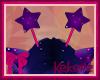 k| Sapphire Head Stars