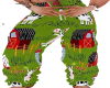 Barn Cow PJ Bottom Mens
