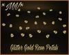 *MV* Gold Rose Petals