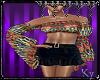 (O) Zadie Boho Skirt B