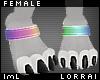 lmL Anklet Titanium F