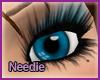 [n] Blue Glam Eyes