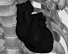 Black Chest Heart