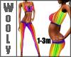 Rainbow D.I.S.C.O 1-3m
