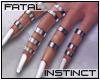 Asumi Rings Nails