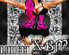 XBM KraftyWitch Pink