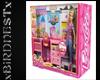 BN Barbie Doll Play Set