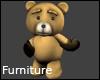 +Cute Teddy+ Furniture