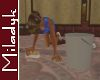 MLK Ani Floor Scrubbing