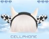 cow ears 💕