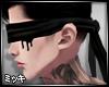 ! Black Blindfold & Drop