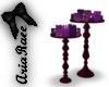 Dark Magic Candles