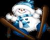 Sking Snowman - 2
