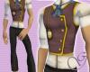 Bishonen Scholar Outfit