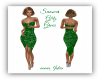 Summer Glitz Green