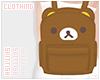 ≡ Rilakkuma Backpack
