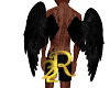 R22 Wings Black