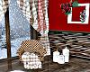 christmas kiss chair