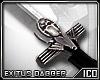 ICO Exitus Dagger