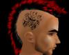 black&red skulls