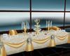 ^z Banquet Buffet dorado