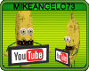 YouTube Banana Zombie