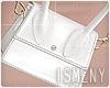[Is] Mini Bag W - White