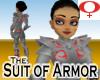Suit of Armor -Wmns v1a