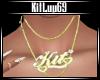 69 Kit Custom Chain