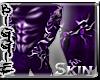(Violet Poizon Skin(M)