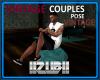 VINTAGE COUPLES POSE