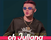 Oh Juliana, MC Niack