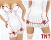 CandyCane Frost Dress