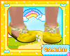 KID YELLOW SANDALS