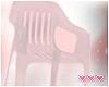 ♥.Clear Chair