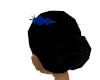 Royal Blue Metal Hairpin