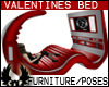 -cp Valentines -bed