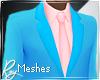 HD Suit Blazer + Tie