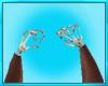 Mens Bone Hands
