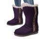 N8v Purple Winter Boots