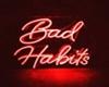 Bad Habits Club