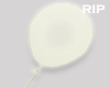 R. Hanging balloon