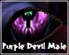 Purple Devil Eyes M