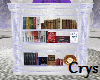 *Crys* Ice Bookcase