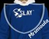 Slay Hoodie Blue