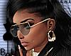 L|Rihanna 5 Black