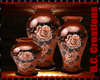 DC! Mystical Vases