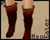 wench pirate boots