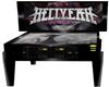Hellyeah Pinball Machine